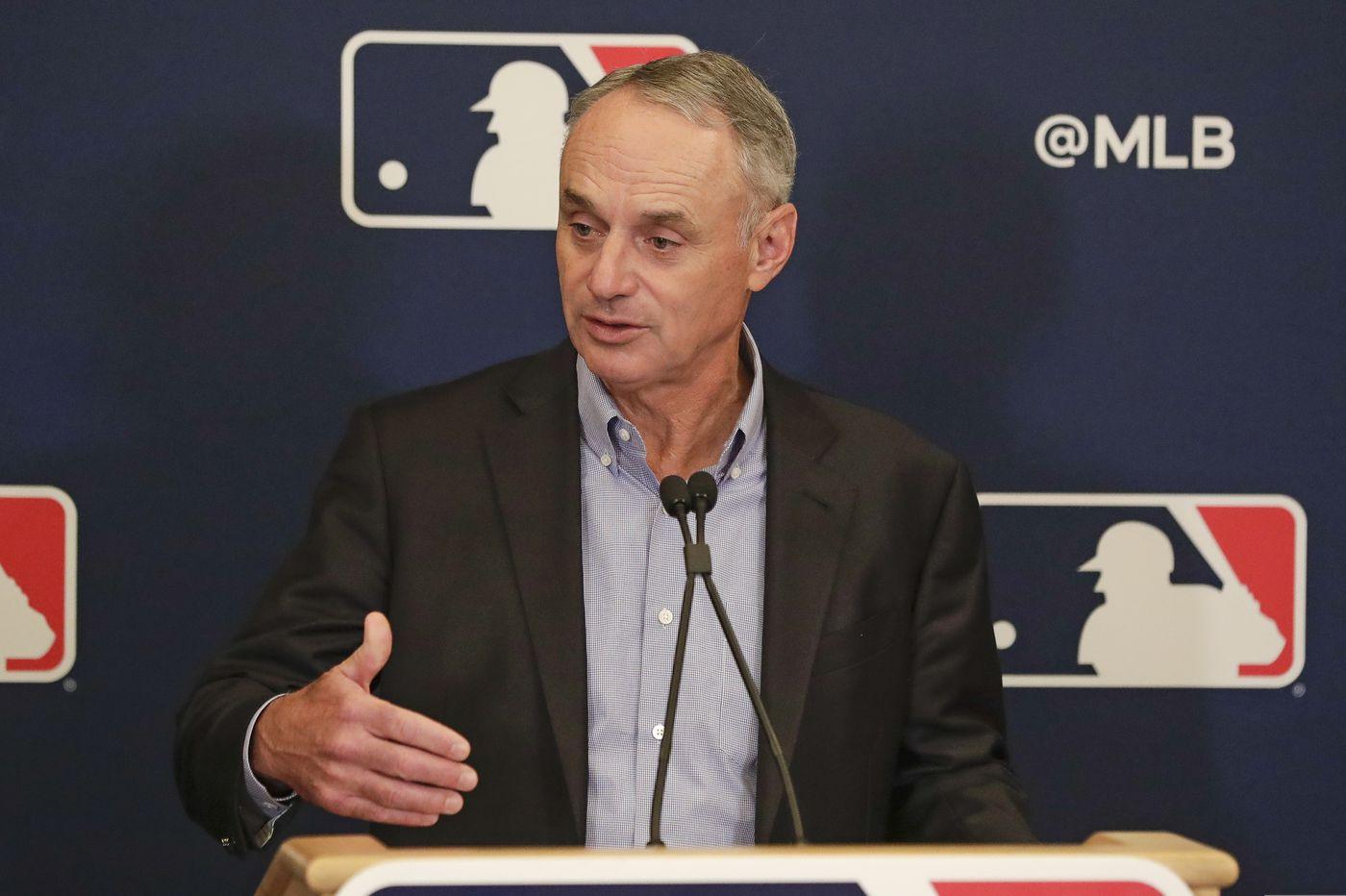 MLB will provide 'interim' financial relief for minor leaguers during coronavirus shutdown
