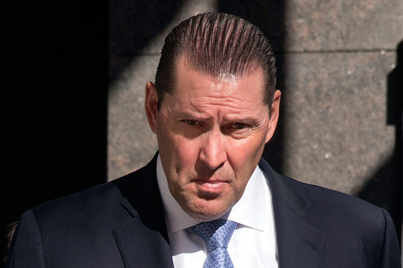 Barry Bekkedam, former Main Line investment manager, ordered to prison Monday