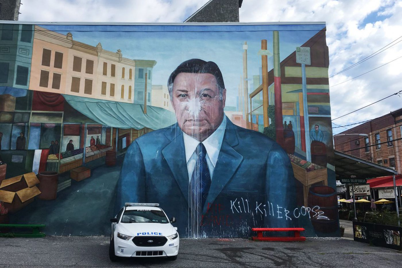 Mural Arts seeking public input on fate of Rizzo mural