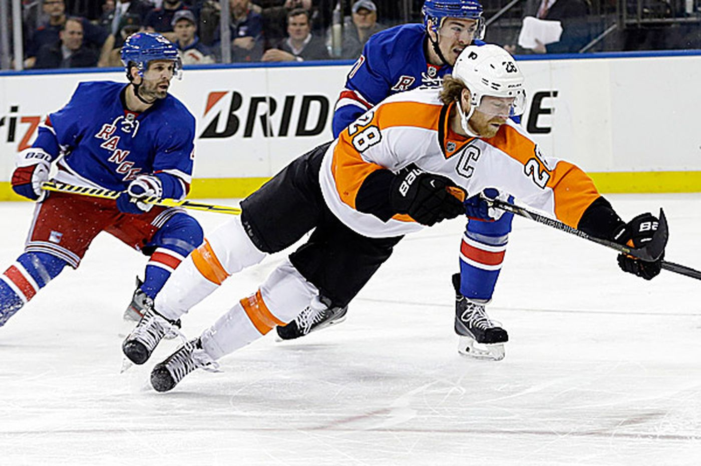 Flyers have a need for speed