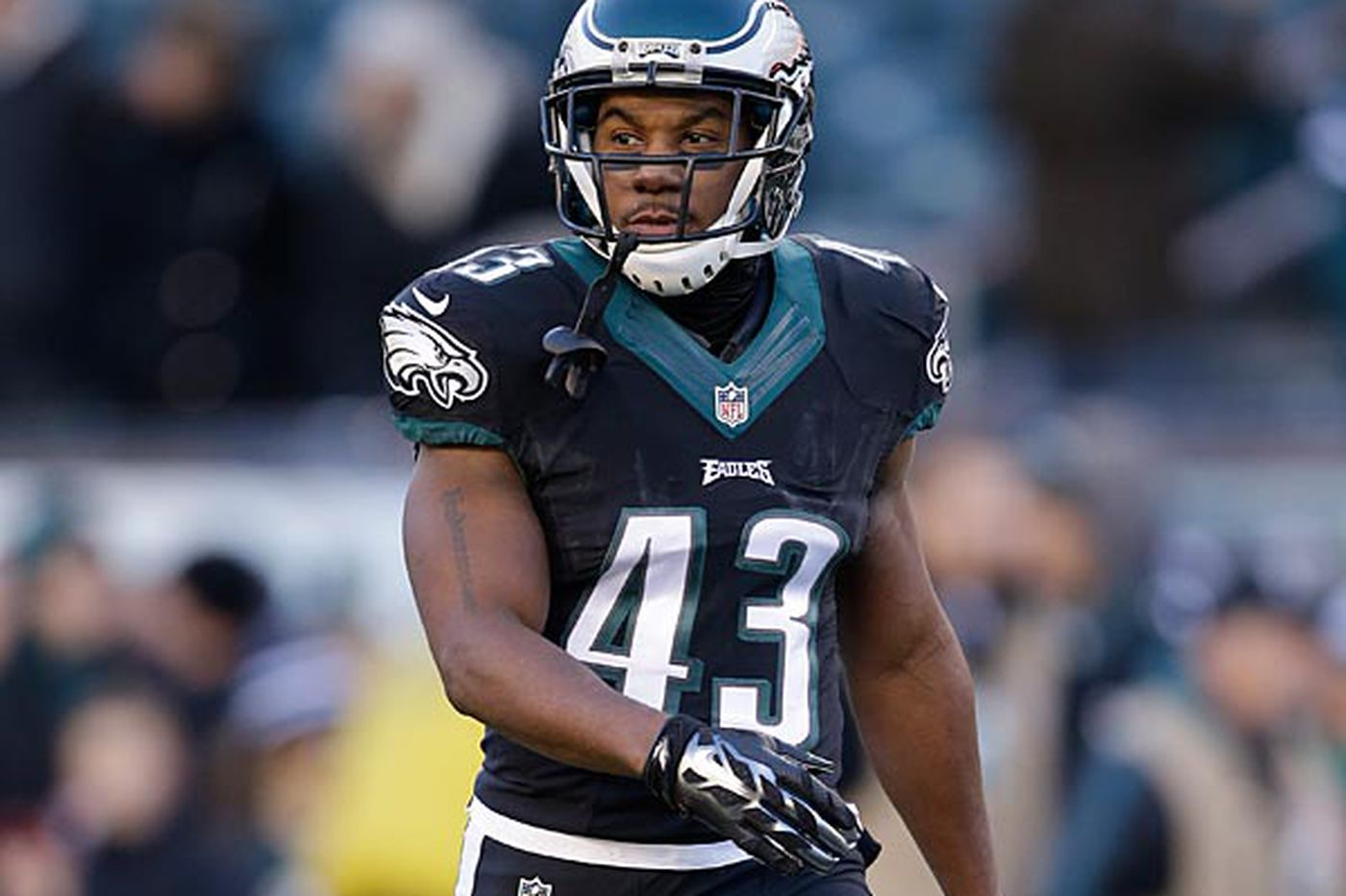 Sproles' production is down