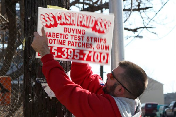 Philly's 'bandit sign' problem growing, likely here to stay
