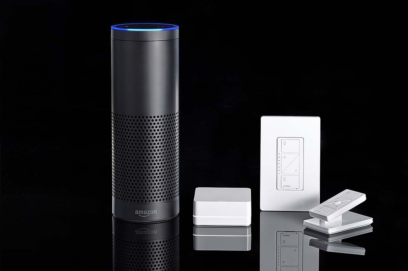 Lutron pairs wireless devices with Amazon Echo
