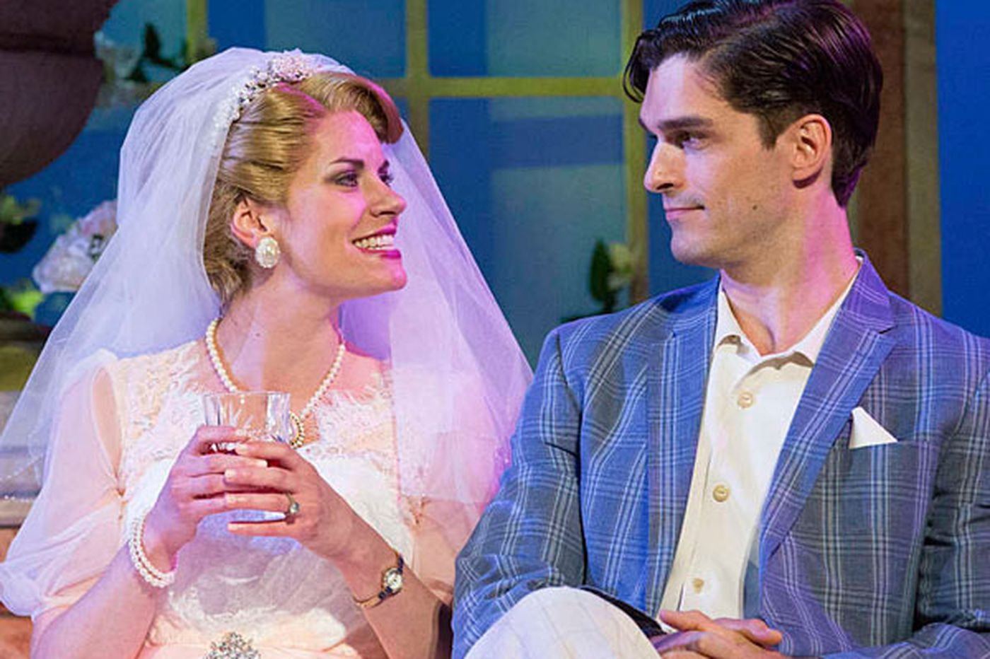 Review: Walnut Street's 'High Society' is bubbly, joy-filled