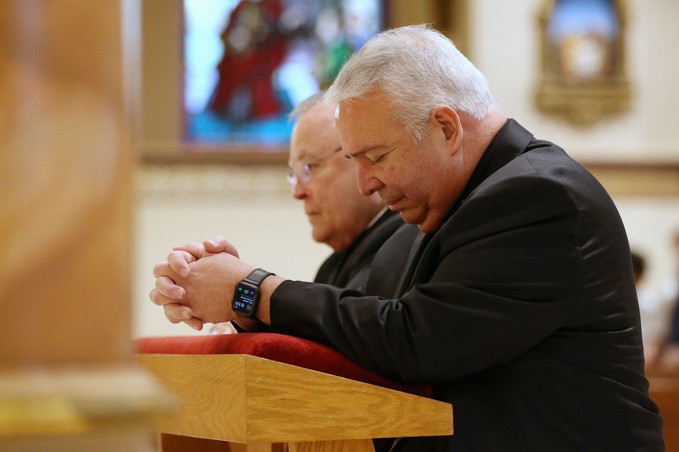 As Philadelphia's archbishops, Charles Chaput and Nelson Pérez may differ less in substance than in style