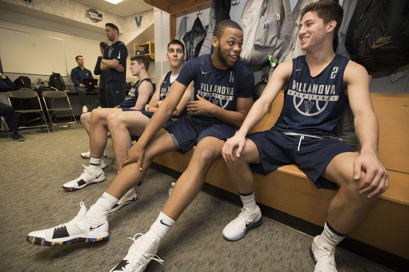Villanova snow-delayed trip got off to a rough start, but team arrived in Boston for March Madness safely