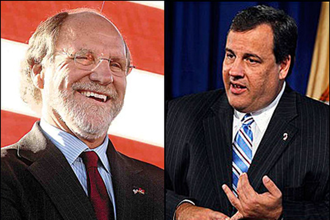 Christie administration blames Corzine on charters