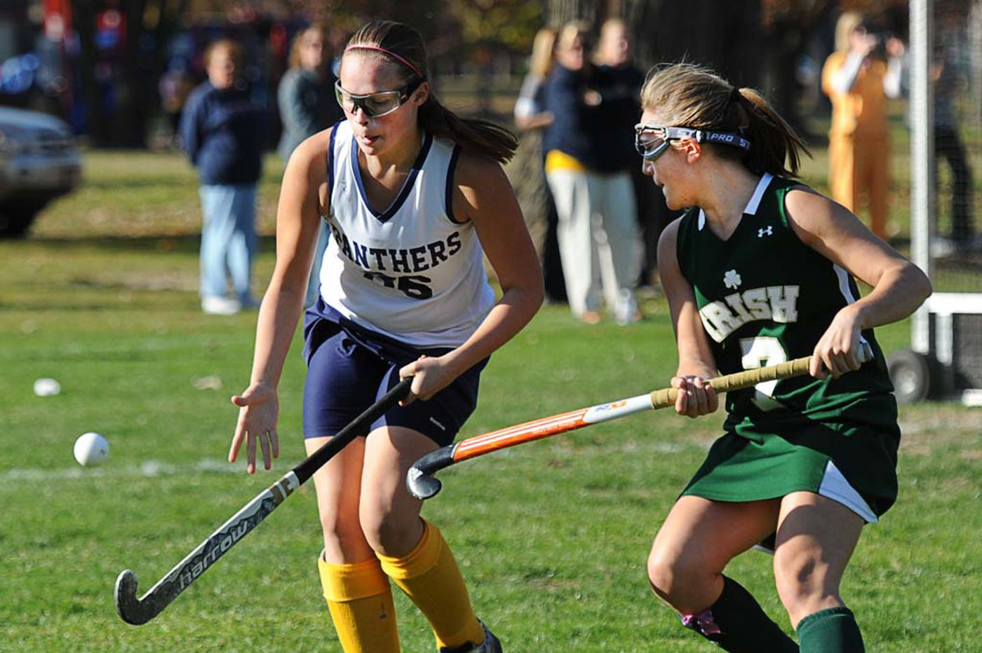 Friday's South Jersey roundup: Four players score two goals each in Moorestown Friends' field hockey win over Gateway