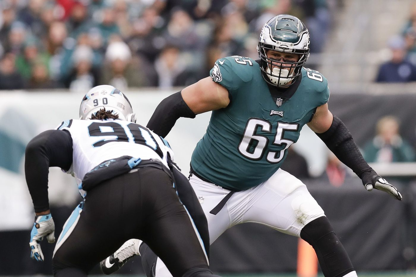 Lane Johnson's status, the defensive end rotation, and Jim Schwartz calling blitzes | Early Birds