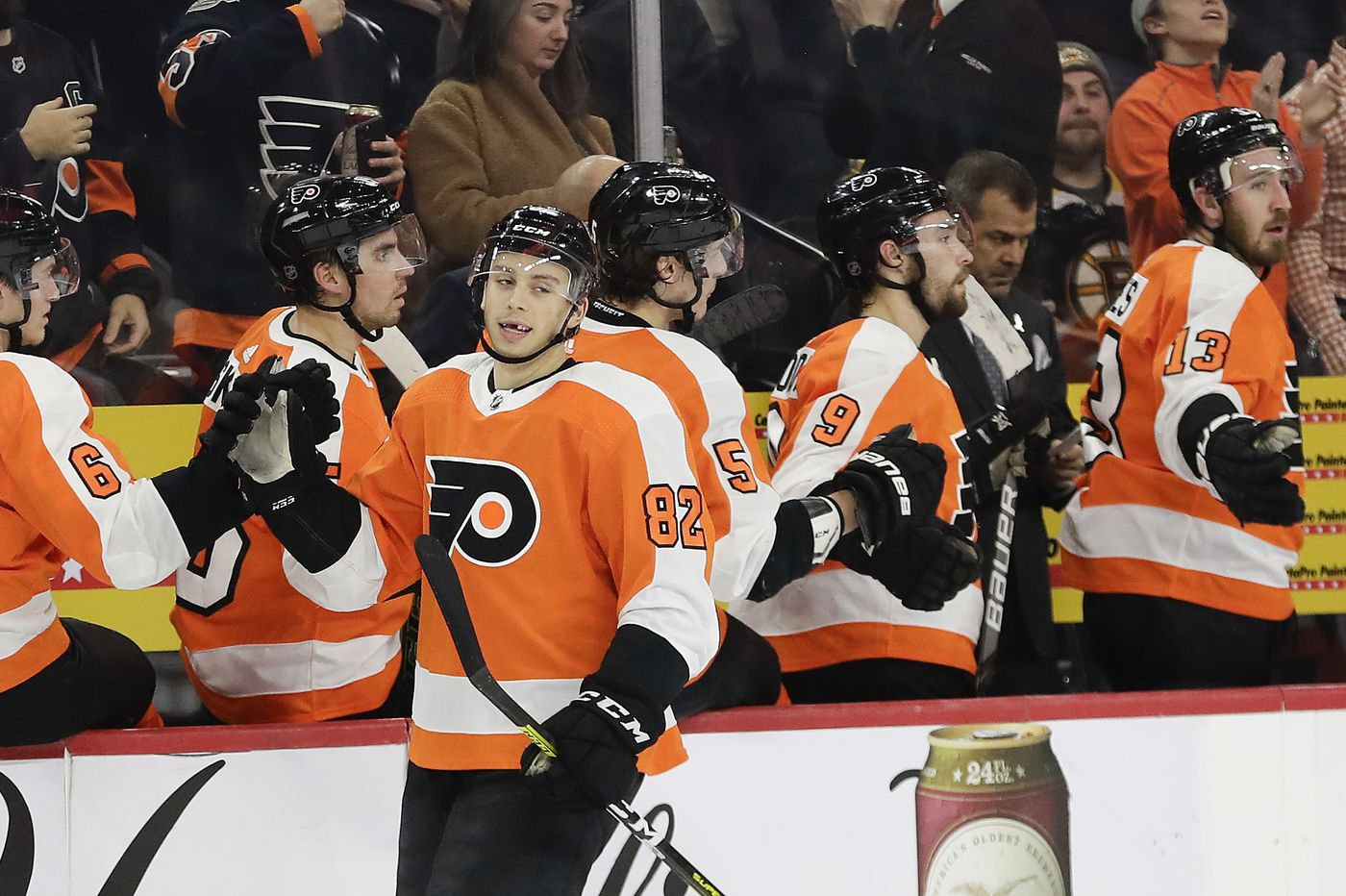 Flyers 6, Bruins 5, in a gritty, crazy shootout game; and other quick observations | Marcus Hayes