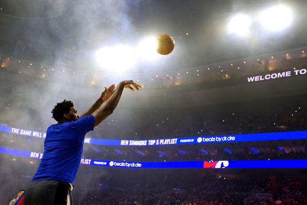 Sixers' Joel Embiid named to all-NBA second team