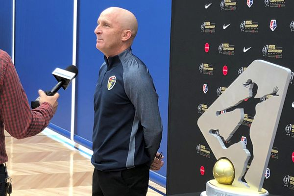 Paul Riley aims to take North Carolina Courage to third straight NWSL title game