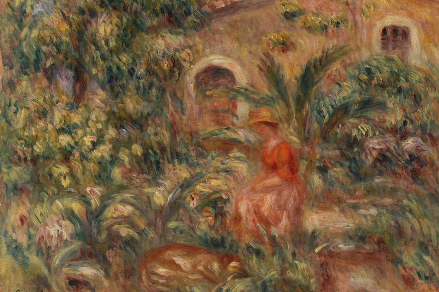 Philadelphia's art museums feature Renoir, Wyeths, Kutztown's own Keith Haring in spring 2018