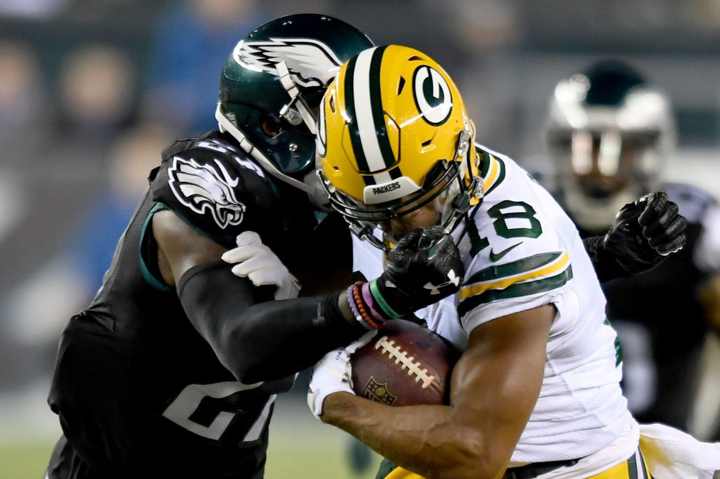 New CTE research on concussions rattles Eagles   Marcus Hayes