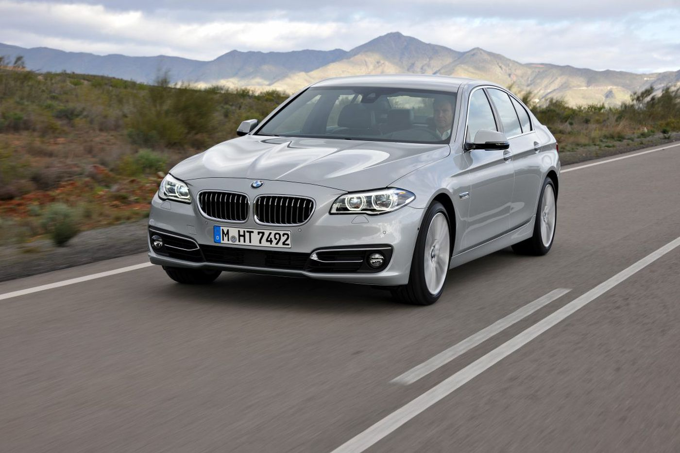 Sharing the safe-driving skills - of BMW and Audi drivers?