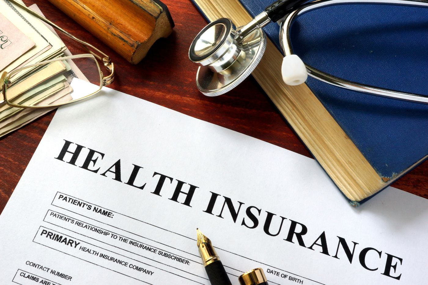 Quirks in the reporting of executive pay at health insurers