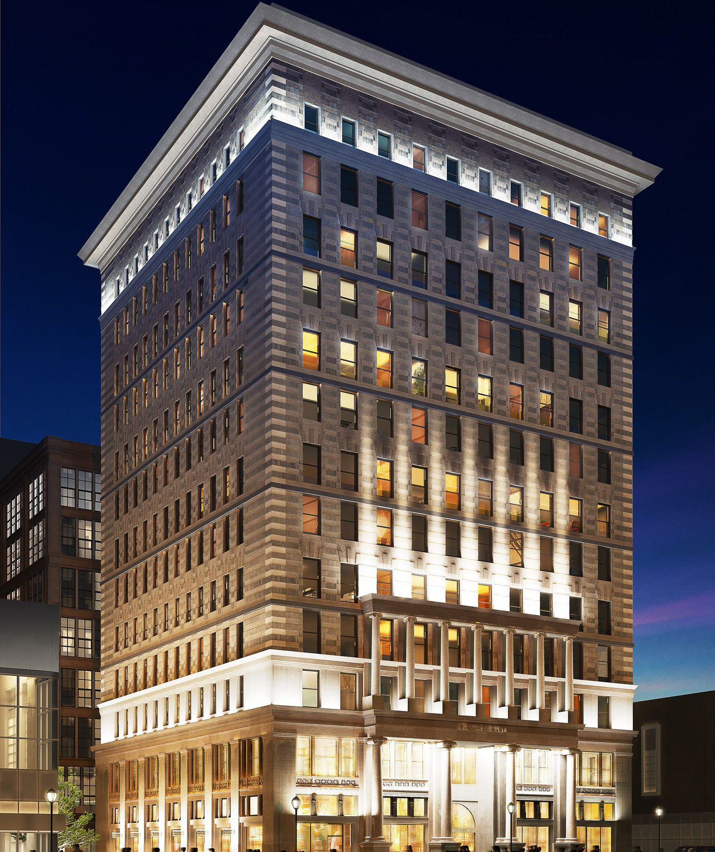 Center City's historic Stephen Girard Building to become