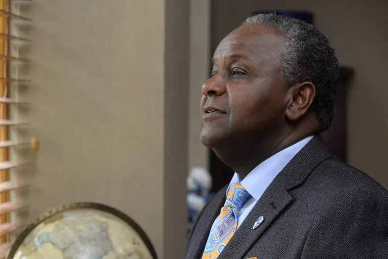 Aaron A. Walton , interim president at Cheyney, could get the permanent post.