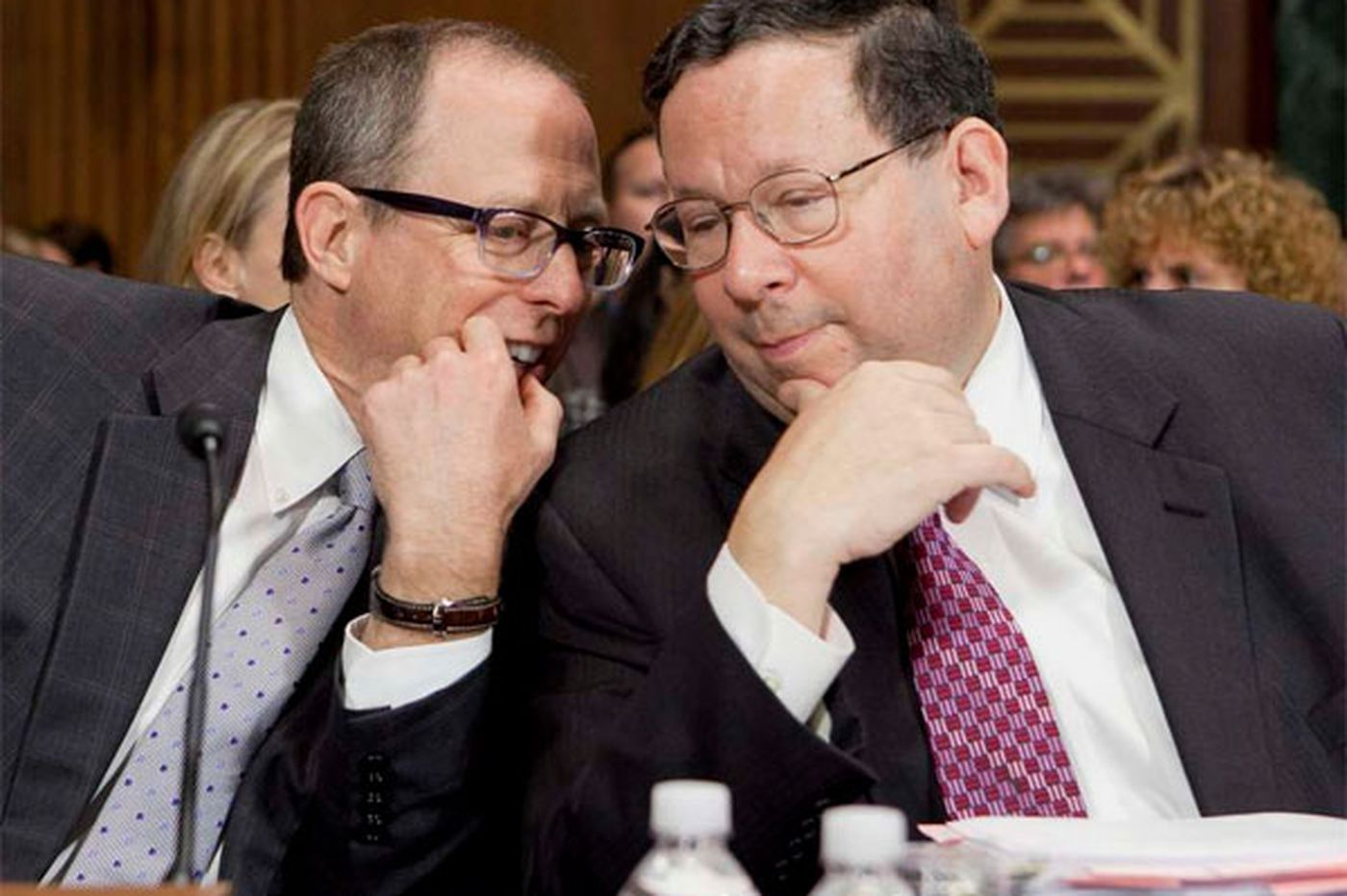 """David L. Cohen quite influential without being a """"lobbyist"""""""
