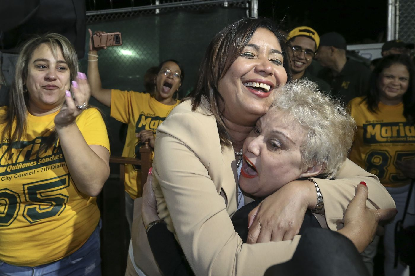 María Quiñones-Sánchez claims victory in District 7 City Council primary election
