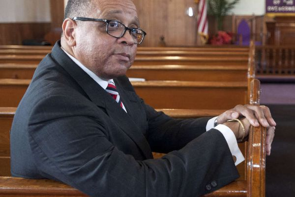 Delco minister fights for justice and his church