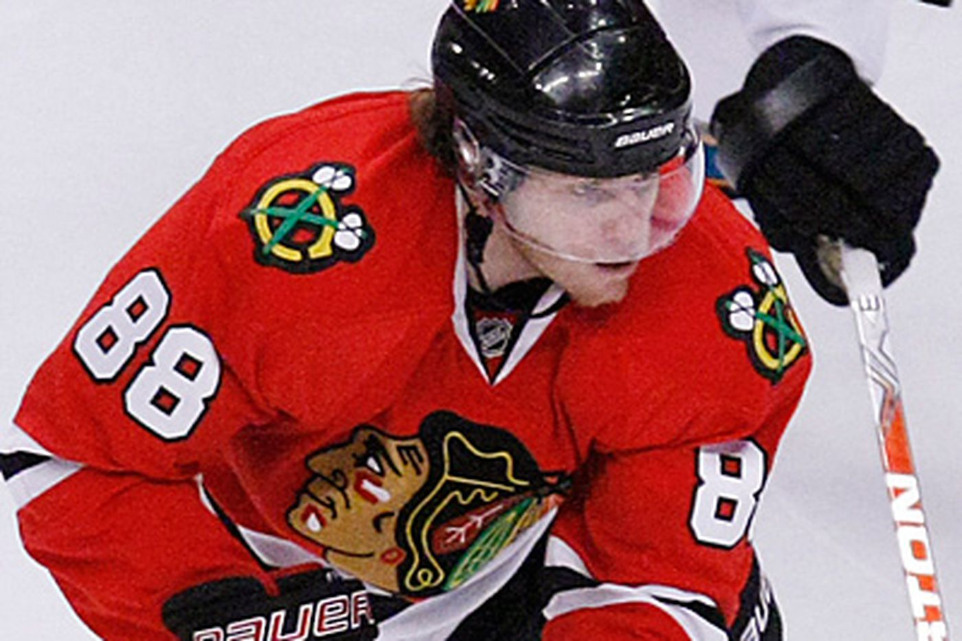Youth not serving Blackhawks well