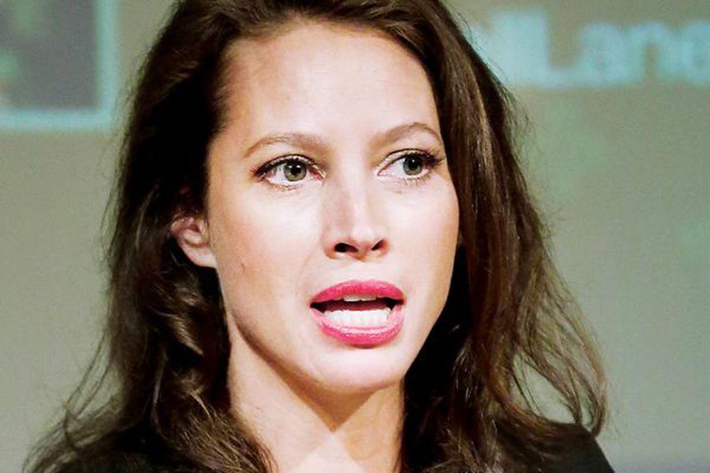 Supermodel talks the pregnancy terror that inspired her