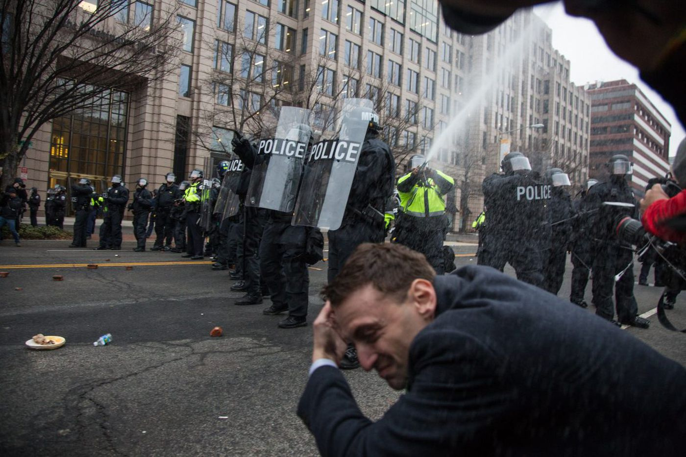 Two Philly protesters acquitted of charges in Trump inauguration riots