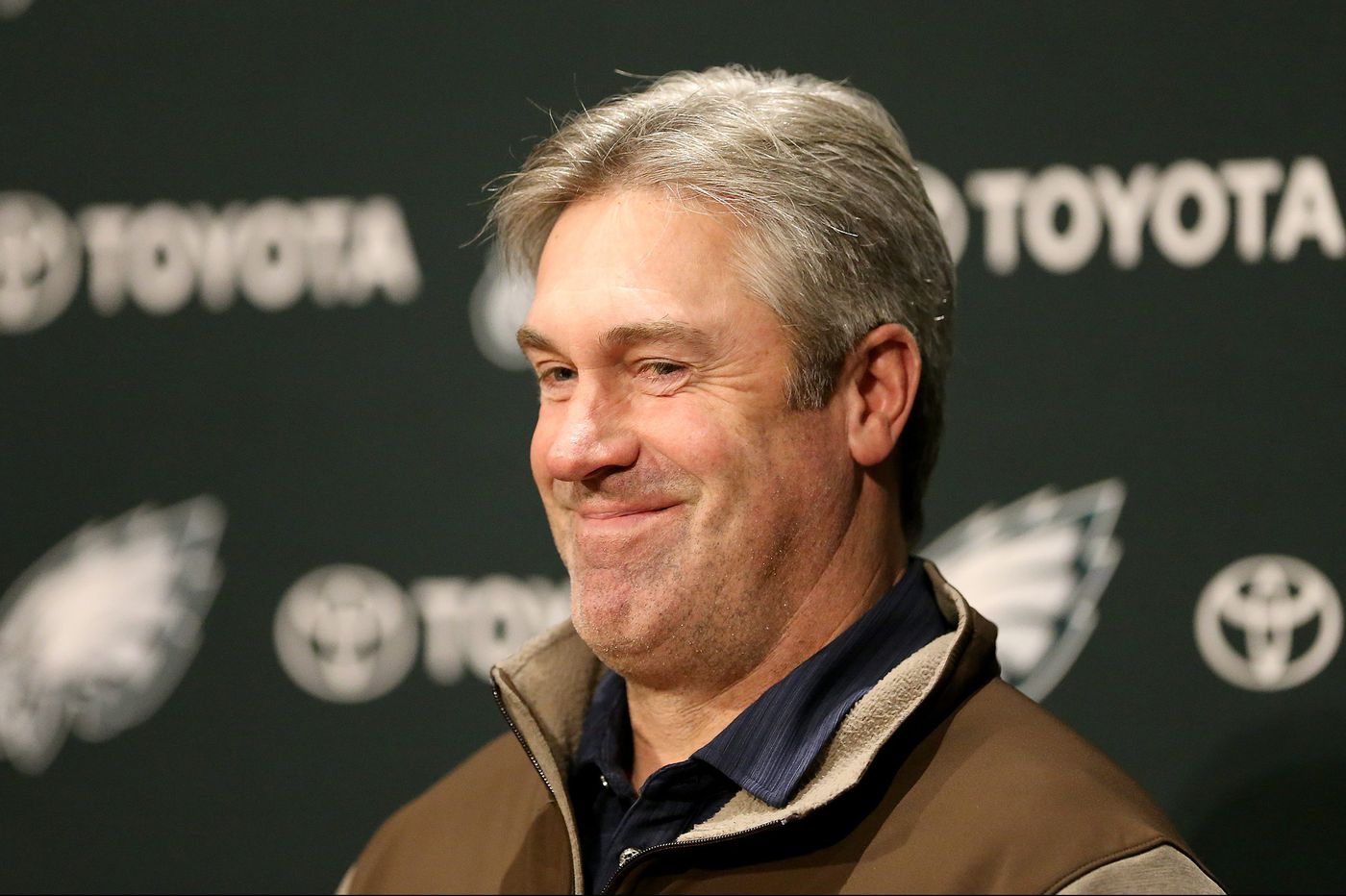 Eagles' Doug Pederson on White House controversy: 'What you have seen and heard is enough'