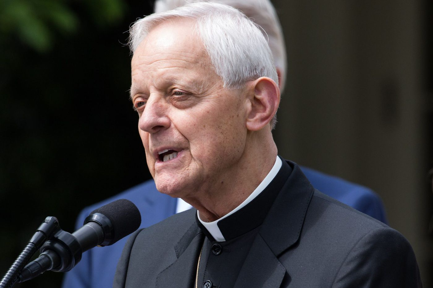 Pa. Catholic school removes name of cardinal cited in clergy-abuse report