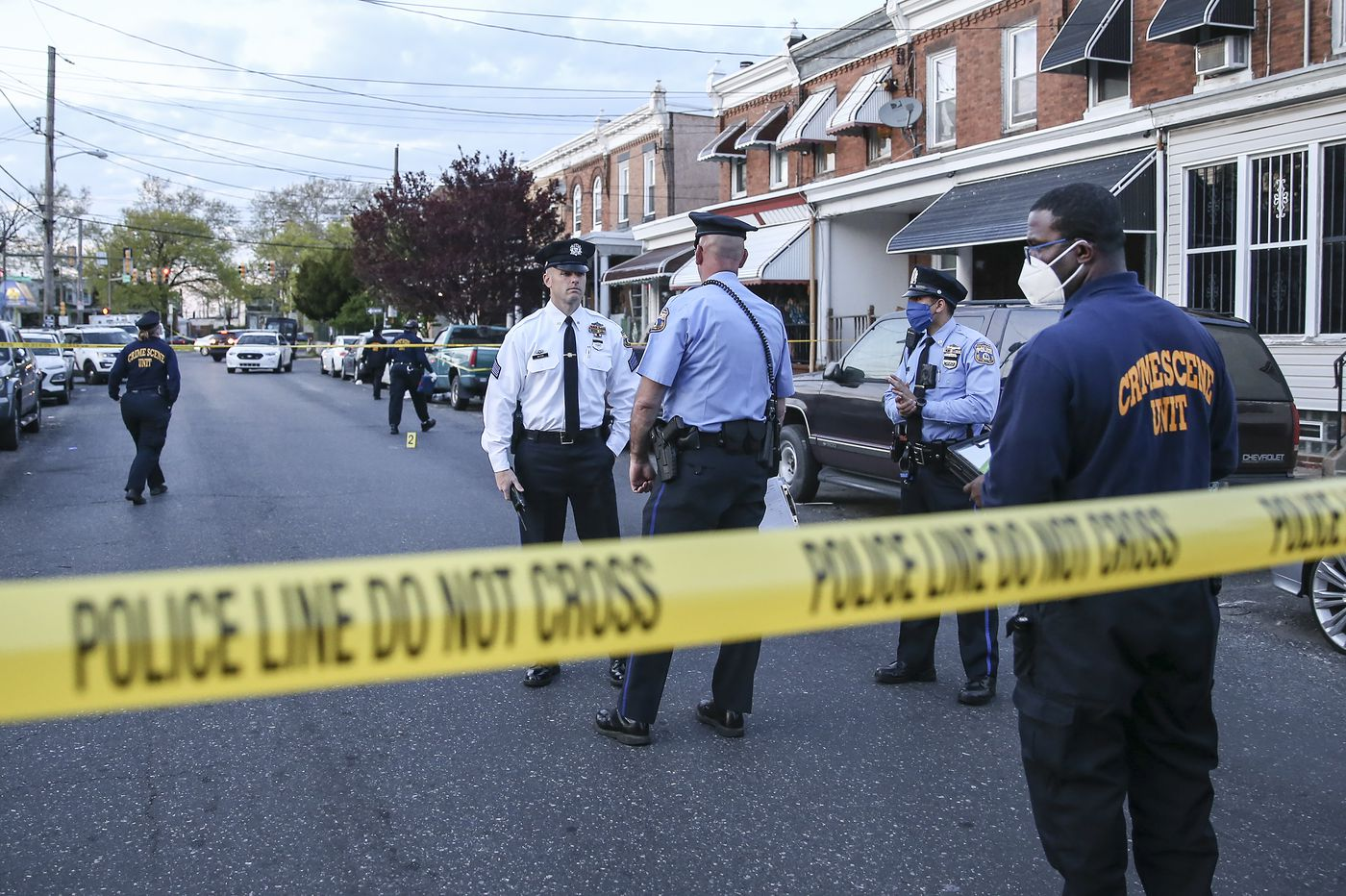 Double slaying in Feltonville pushes city's homicide count higher