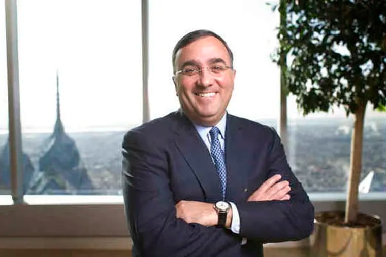 Michael Angelakis headed negotiations in Comcast's recent acquisitions. (ED HILLE / File Photo)