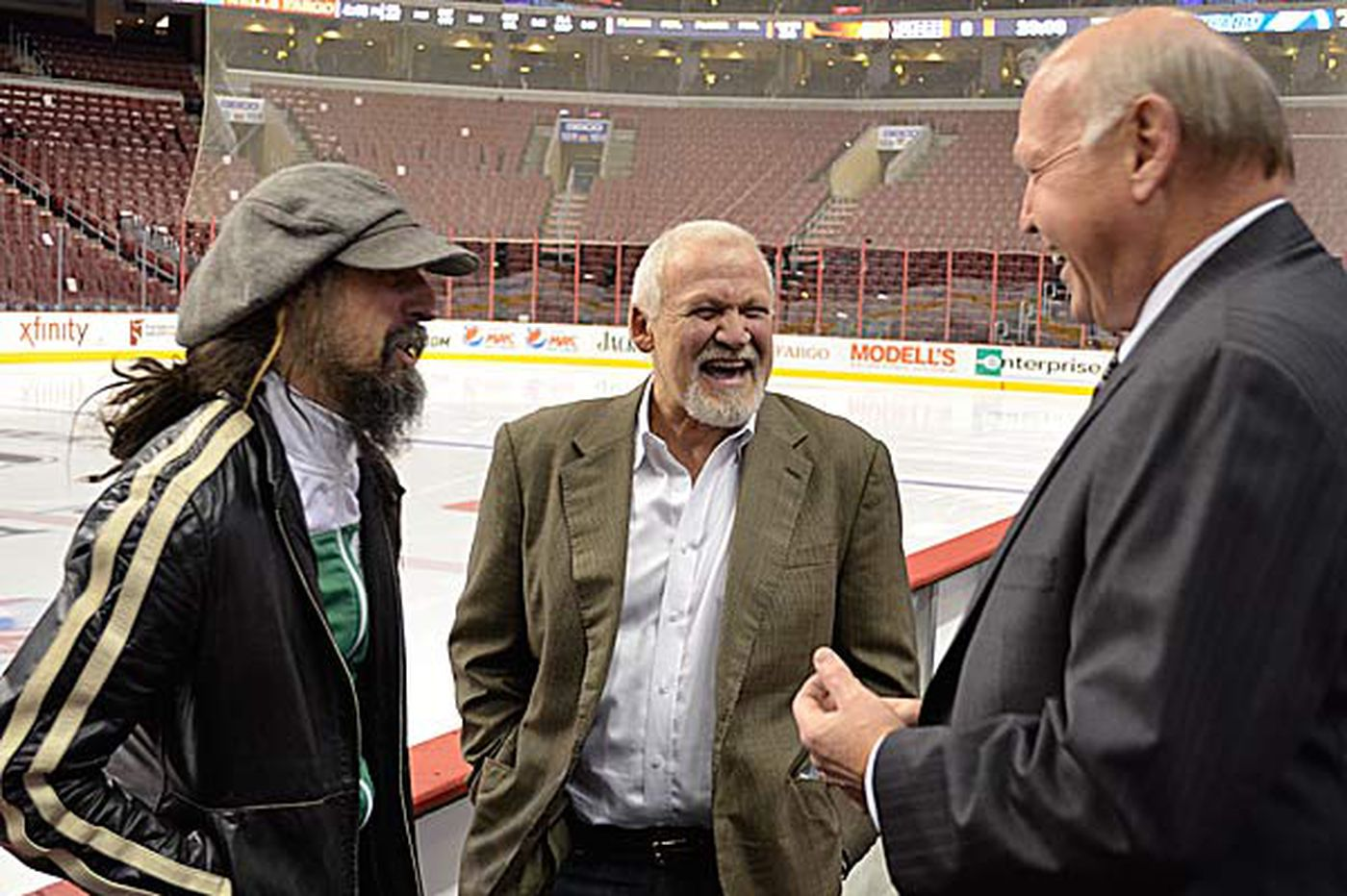 Flyers Notes: Director Rob Zombie talks about Broad Street Bullies movie
