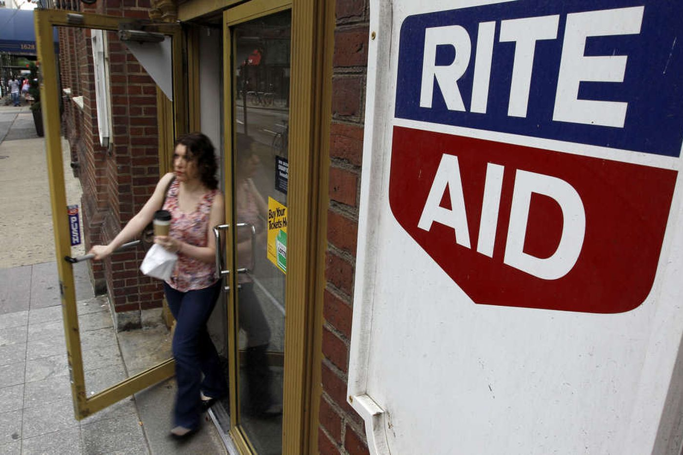Pa.-based Rite Aid's top executives leave as 400 jobs are cut in wide shakeup