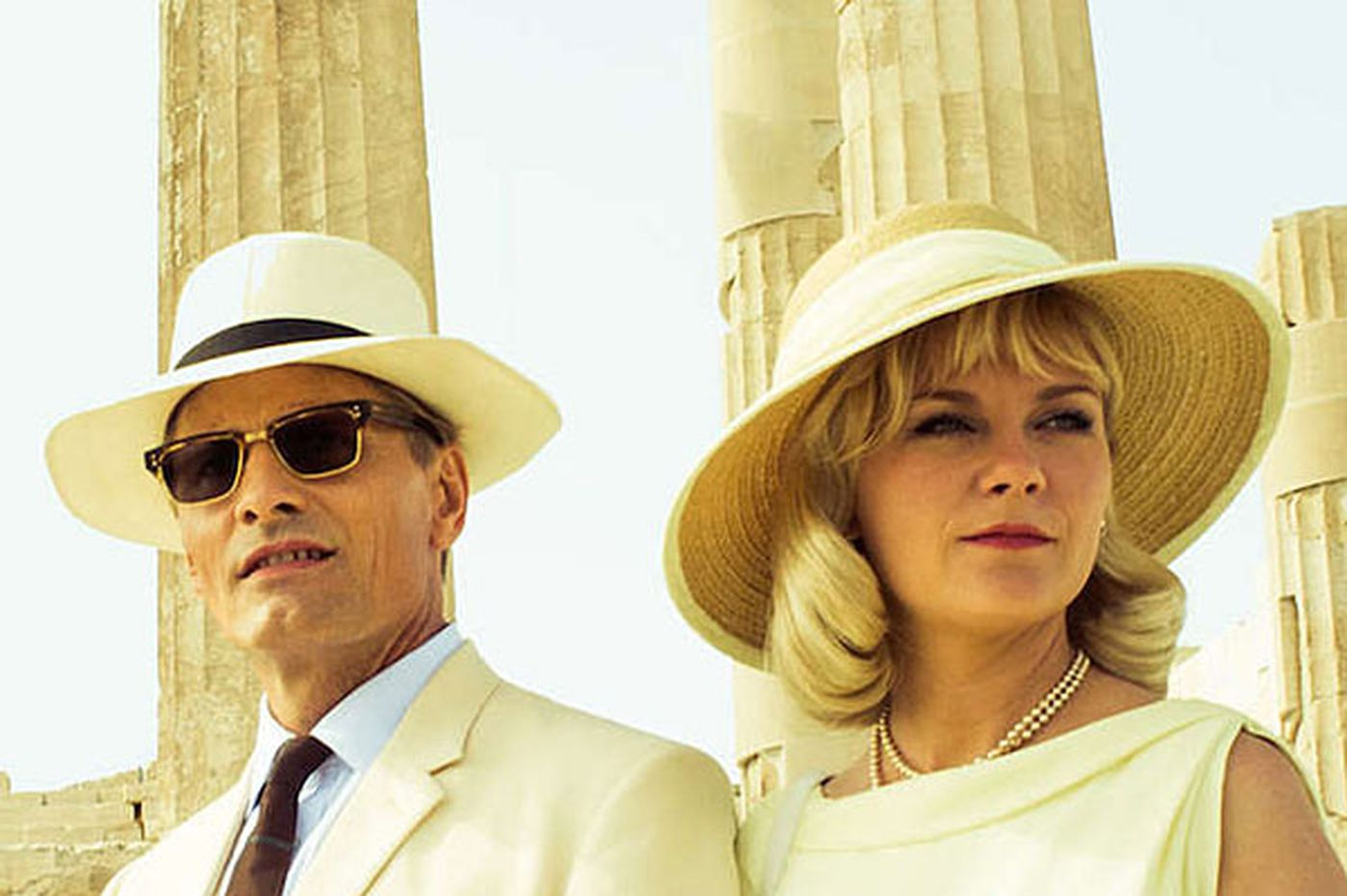 'The Two Faces of January': Greek holiday gone wrong, a film gone right