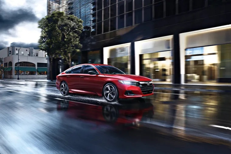 The Honda Accord Sport 2.0T, like the rest of the Accord line, gets a very subtle refreshening for the 2021 model year.