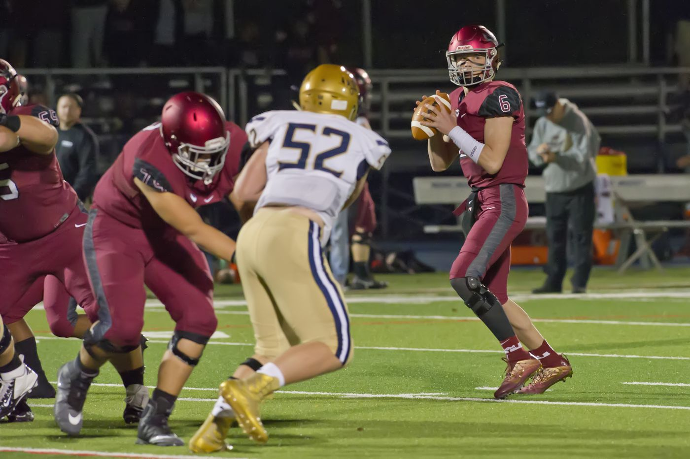 St. Joseph's Prep quarterback Kyle McCord commits to Ohio State