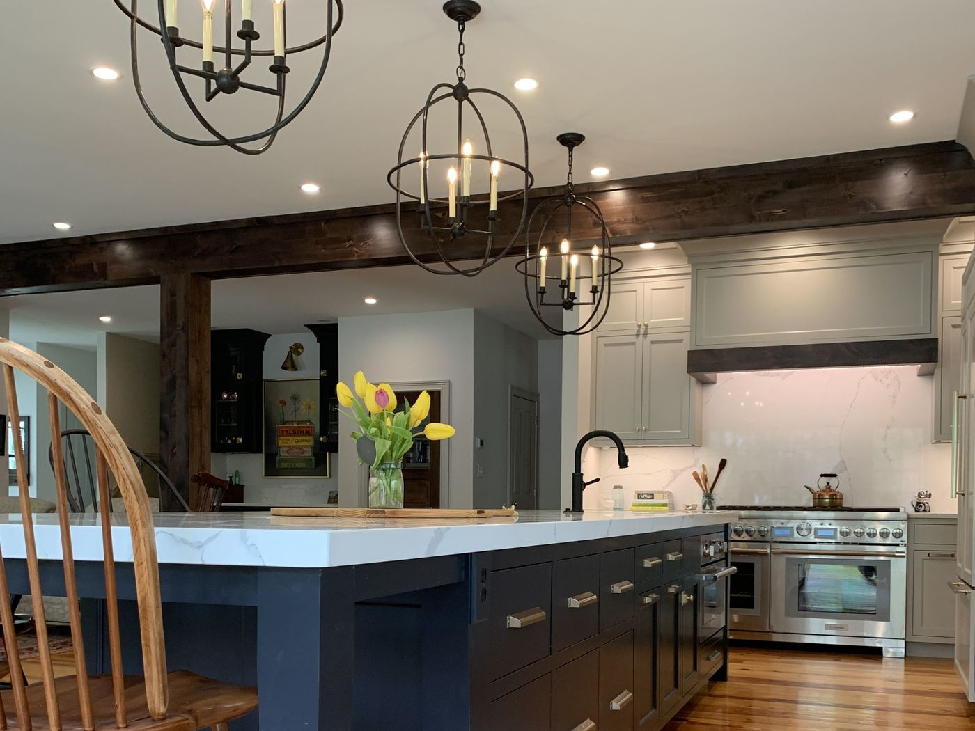 Kitchen Islands Create A Hub For Cooking Dining Entertaining And Socializing