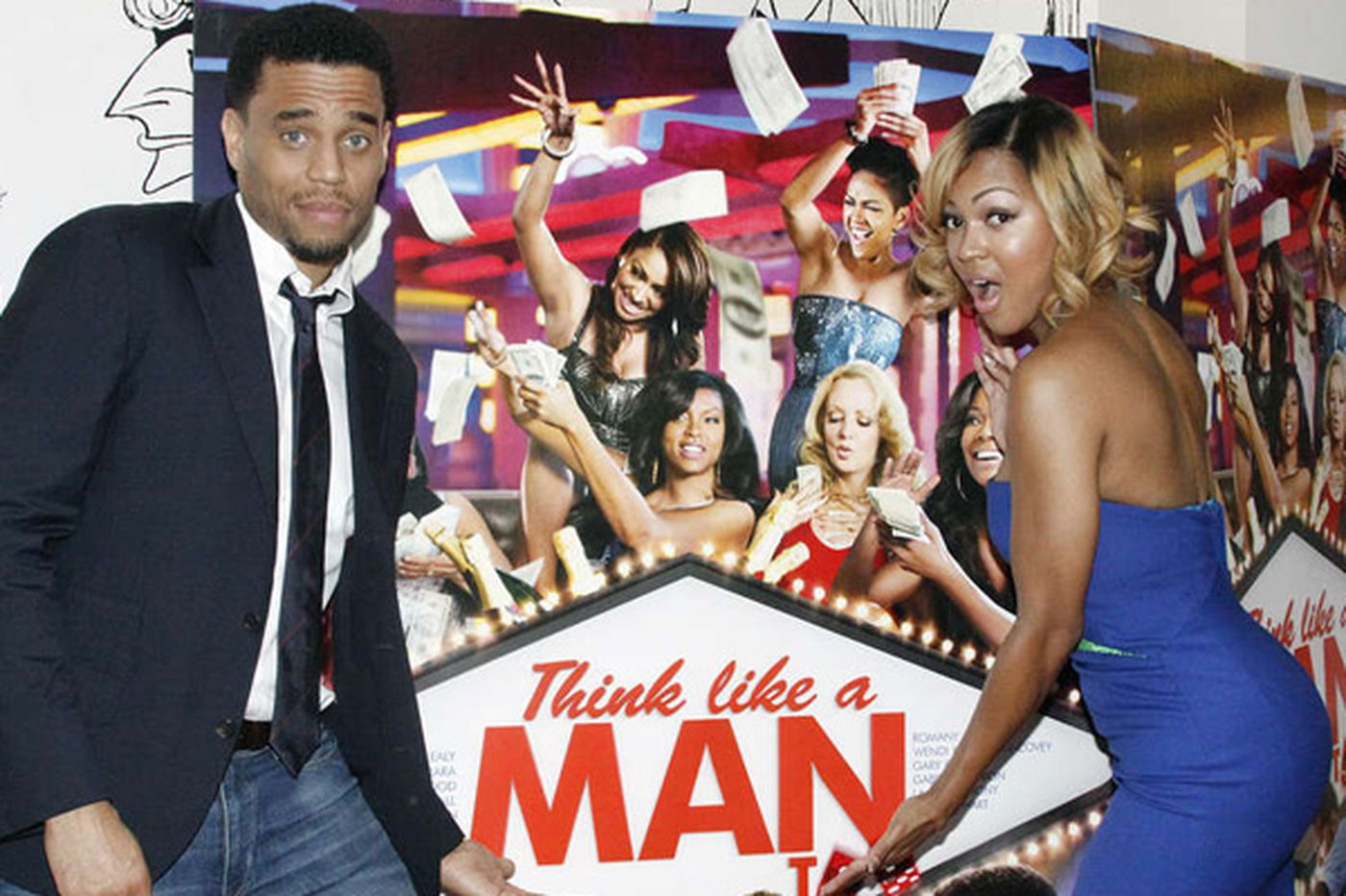 'Think Like a Man Too' stars open up