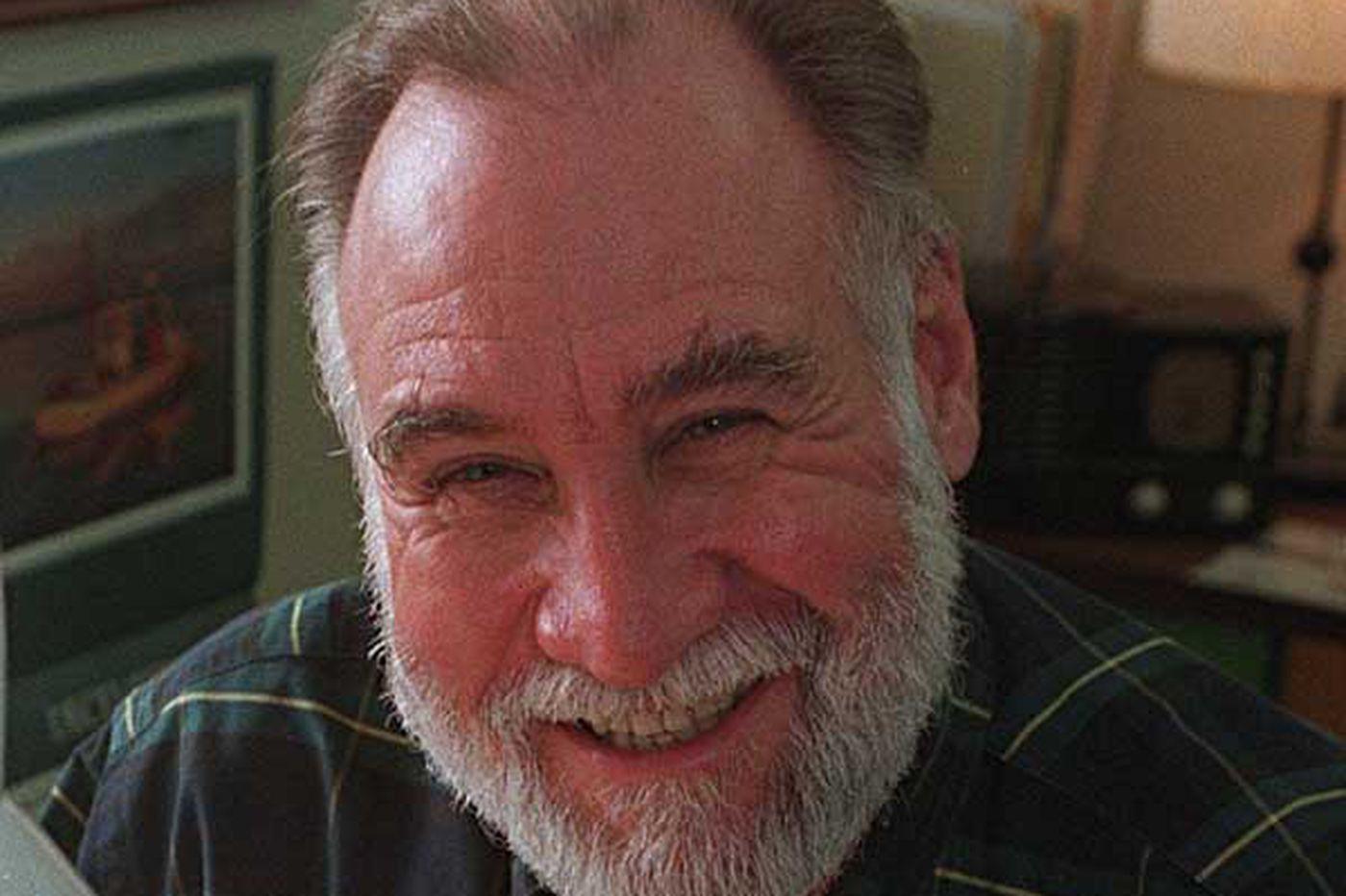Tony Auth, 72, Pulitzer Prize-winning cartoonist, died Sunday