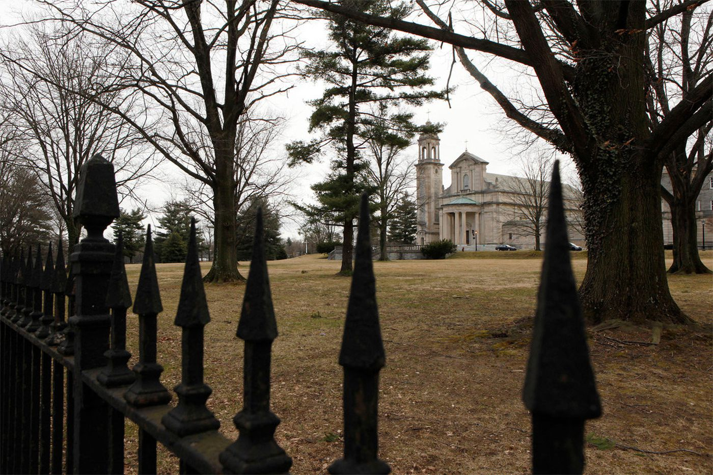 St. Charles Borromeo Seminary real estate fight may go to trial