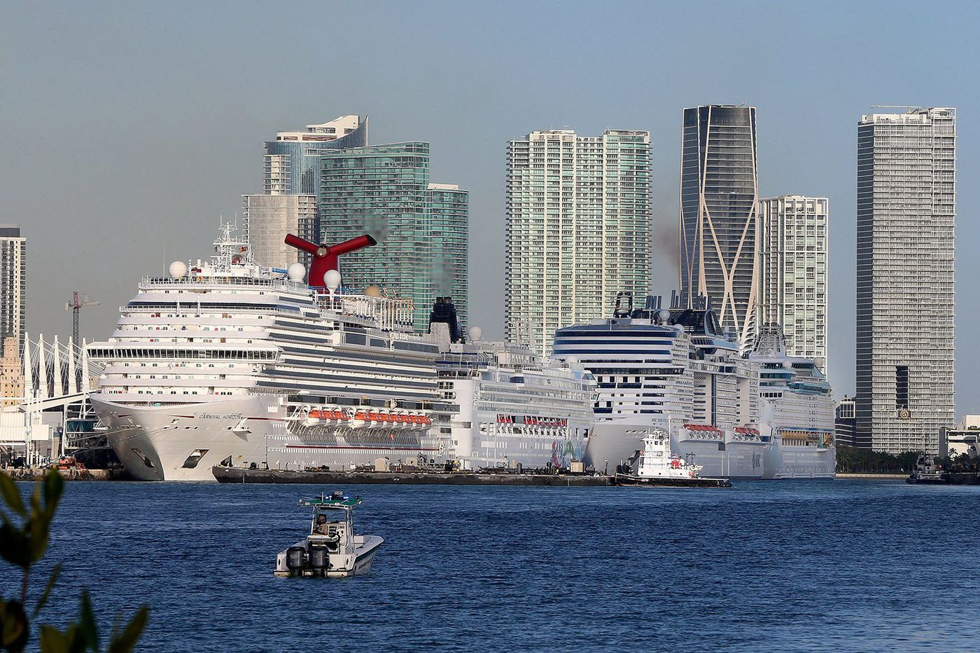 Cruise lines plot return, with virus safety plan sent to CDC