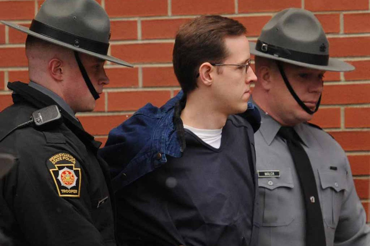 Frein pleads not guilty of killing state trooper
