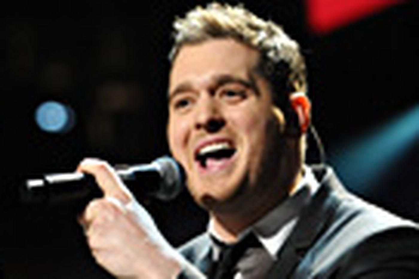 Michael Buble, 'Idol' stars, Matthew Morrison top summer lineup in Atlantic City