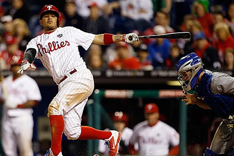 The Phillies' Freddy Galvis. (Yong Kim/Staff Photographer)