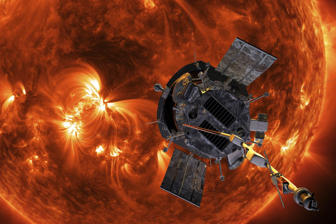 This car-size NASA spacecraft is hurtling closer to the sun than any mission before