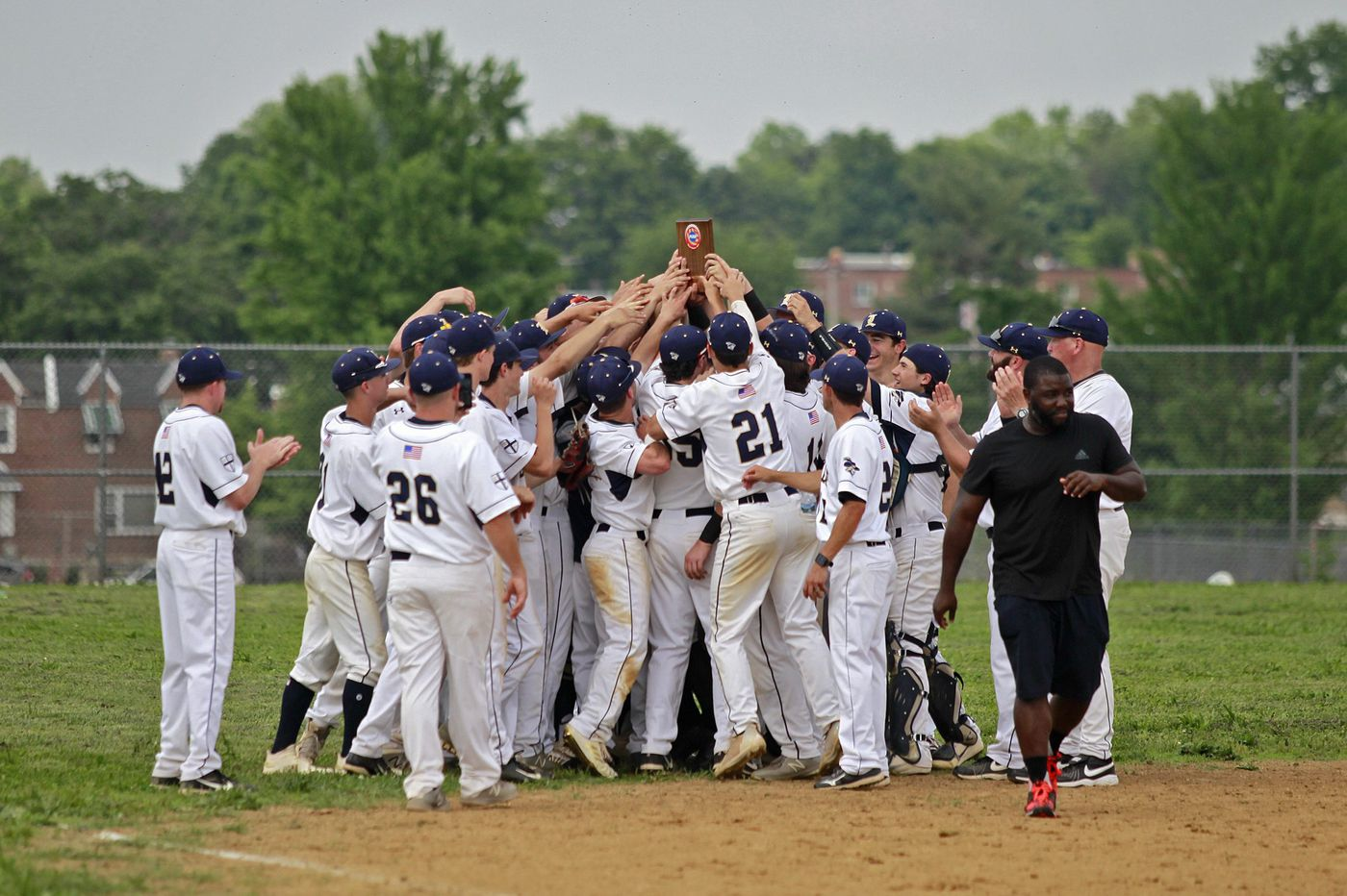 La Salle hammers Frankford, claims PIAA District 12 Class 6A baseball title