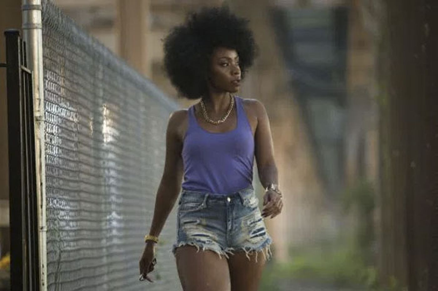 'Chi-Raq': From Spike Lee, strident polemic in updated Lysistrata