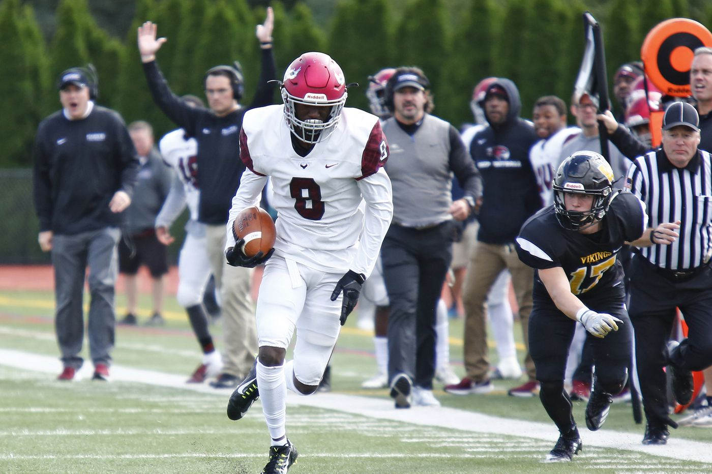 St. Joseph's Prep receiver Marvin Harrison Jr. commits to Ohio State