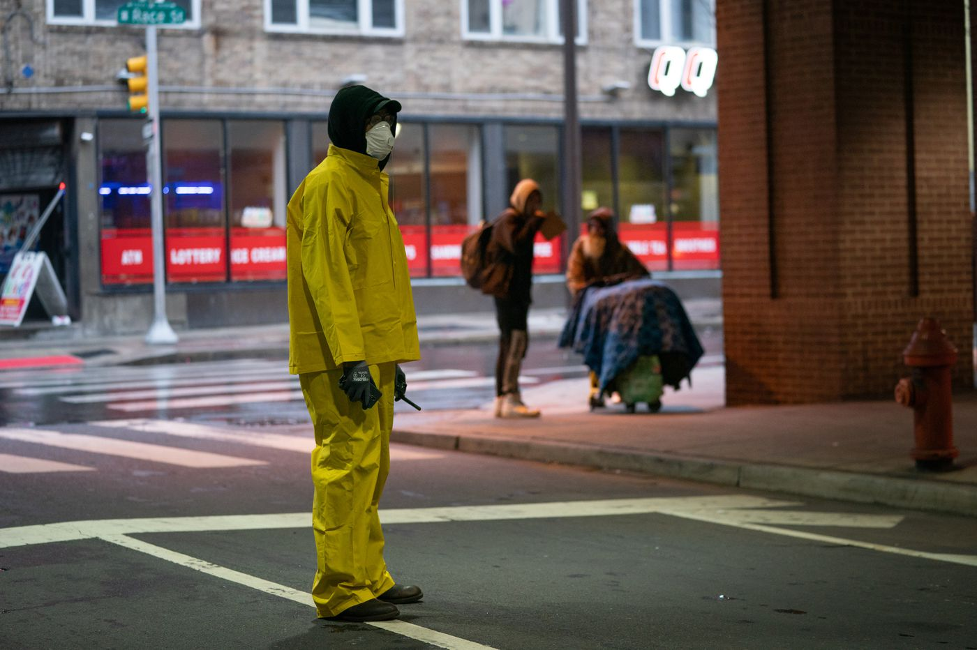 Holiday Inn Express in Center City to become quarantine for homeless people with coronavirus